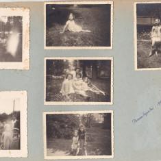 bnk foto - Poiana Tapului - lot 15 fotografii anii `40