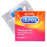 Prezervative Pleasure Me, 3 bucati, Durex