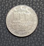 San Marino 100 lire 1977, Europa