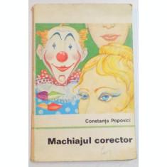 MACHIAJUL CORECTOR de CONSTANTA POPOVICI , 1976