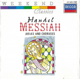 CD Handel – Messiah - Arias And Choruses , original