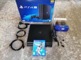 Consolă SONY Playstation 4 Pro (PS4 Pro) 1TB, Jet Black, 4K HDR
