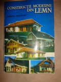 CONSTRUCTII MODERNE DIN LEMN - DUMITRU MARUSCIAC