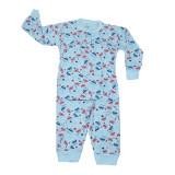 Pijama baieti NN 05695, Alb