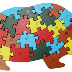 Puzzle Broasca testoasa lemn