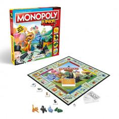 Monopoly Junior Limba Romana foto