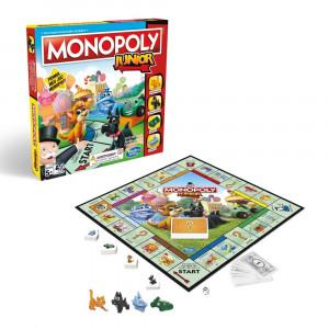 Joc de societate - Monopoly Junior in limba romana