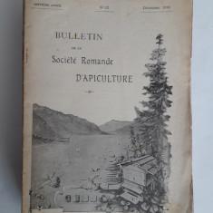 97 reviste (APICULTURA) Bulletin de la Societe Romande D' Apiculture / C rev P2