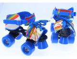 Patine cu rotile ajustabile 4 roti 28-37 copii Rainbow, Kettler