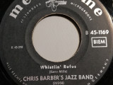 Chris Barber's Jazz Band – Thriller...(1966/Metronome/RFG) - Vinil Single pe '7/