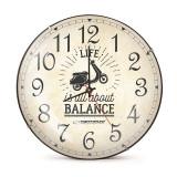 Cumpara ieftin Ceas de perete Seattle Esperanza, mecanism cu cuart