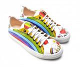 Pantofi sport dama Rainbow 41 - Goby, Multicolor