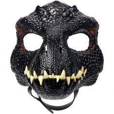 Masca flexibila Mattel Jurassic World Dinozaur Indoraptor