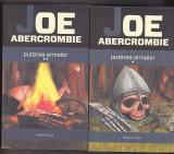 bnk ant Joe Abercrombie - Puterea armelor ( SF )