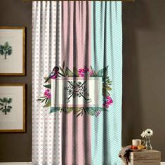 Draperie decor, Cipcici, poliester 100 procente, 140 x 260 cm, 785CPC5158