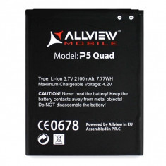 Acumulator Original ALLVIEW P5 QUAD (2100 mAh)