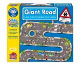 Puzzle gigant - Traseu masini, orchard toys