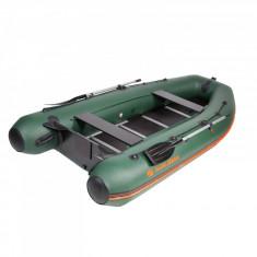 Barca KM-330DSL + podina de aluminiu