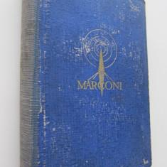 Marconi az eter varazsloja (15 keptablaval) - B. L. Jacot , D. M. B. Collier