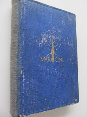 Marconi az eter varazsloja (15 keptablaval) - B. L. Jacot , D. M. B. Collier foto