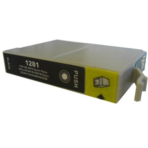 Cartus Epson T1281 negru compatibil