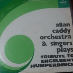 DISC VINIL ALLAN CADDY ORCHESTRA & SINGERS PLAYS TRIBUTE TU ENGELBERT HUMPERDINK