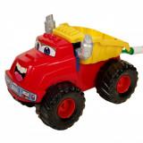 Jucarie de impins, model camion, 65 cm