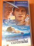IMPOTRIVA CURENTULUI  - Film Caseta Video VHS