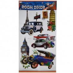 Stickere decorative, masini