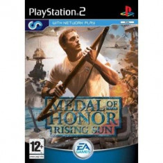 Medal of Honor Rising Sun PS2
