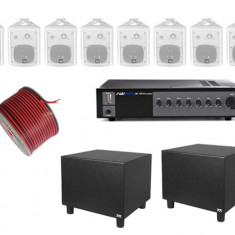 Sistem Audio Sala Sport 2