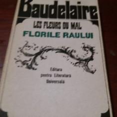 FLORILE RAULUI-LES FLEURS DU MAL--BAUDELAIRE