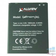 Baterie Acumulator Allview V1 Viper i4G Original Li-Ion 3.8V 1800 mAh 6.84Wh