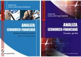 Set: Analiza economico-financiara. Repere teoretice si practice + Analiza economico-financiara. Teste grila