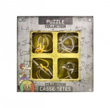 3D Expert Metal Puzzle Collection