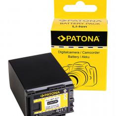 PATONA | Acumulator compatibil Canon BP-827 BP827 | BP-808 BP-819 | 2000 mAh