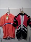 Bluza si tricou ciclism pret pentru ambele