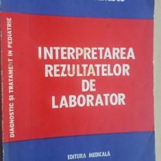 Interpretarea rezultatelor de laborator- Mihail Stoenescu