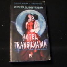 HOTEL TRANMSILVANIA -CHELSEA QUINN-YARBRO-TRAD. GABRIEL STOIAN-375 PG-