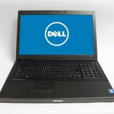 Laptop Dell Precision M6800, Intel Core i7 Gen 4 4810QM 2.8 GHz, 16 GB DDR3, 500 GB HDD SATA, Placa Video nVidia Quadro K4100M, WI-Fi, Bluetooth, We