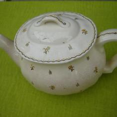 Portelan suedez Gustavsberg KENNIA, frumos ceainic