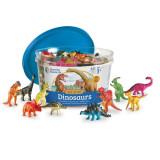 Set pentru sortat Dinozauri jucausi Learning Resources, 60 piese, 3 - 10 ani
