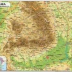 Harta Romania 50x70