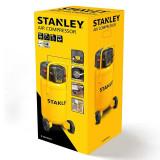 Compresor Stanley D 230/10/50V vertical fara ulei 50L 2 CP/15 kW 10Bar