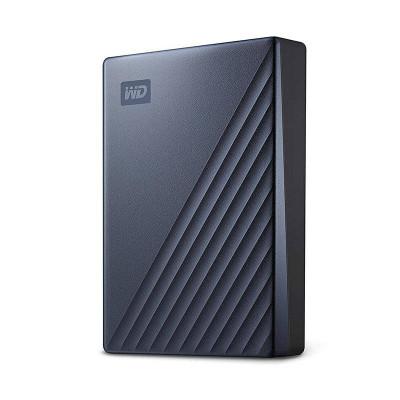 Hard disk extern WD My Passport Ultra 4TB 2.5 inch USB 3.0 Blue foto