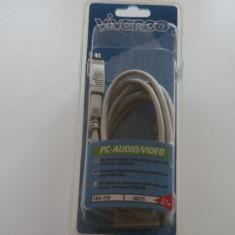 Cablu cu adaptori Universal VIVANCO FireWire set  Ieee-1394a 4p 6p Fire Wire