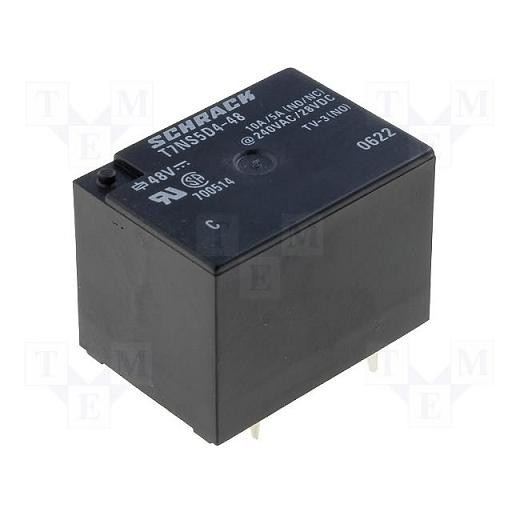RELAY SPDT. 5A. DC48V/7MA