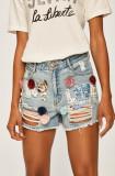 Silvian Heach - Pantaloni scurti jeans