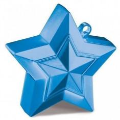 Greutate baloane cu heliu stea albastra 150 gr