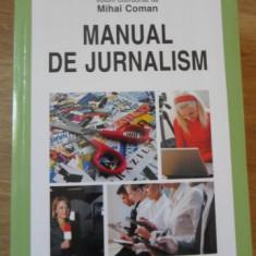 MANUAL DE JURNALISM, 2009 - MIAHI COMAN